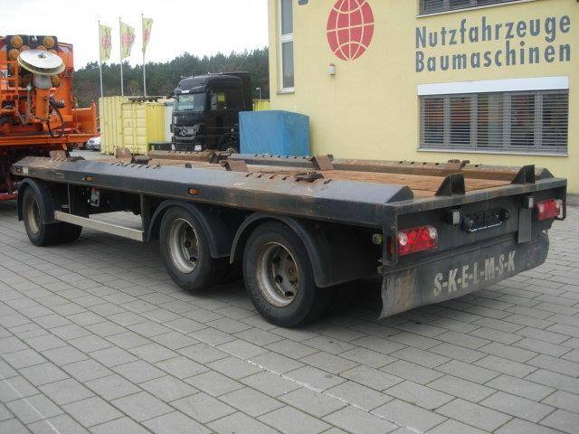 Andere ASM PA 24 SKELMSK ASM PA24 2x Anh. f. Absetzcontainer - 2008