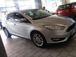 Pre owned 2015 Ford focus 1.0 ecobost