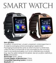 Smart watch R 260 more than 10