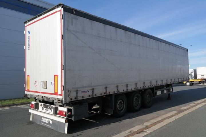 Schmitz Cargobull AG SCS 24/L - 2013