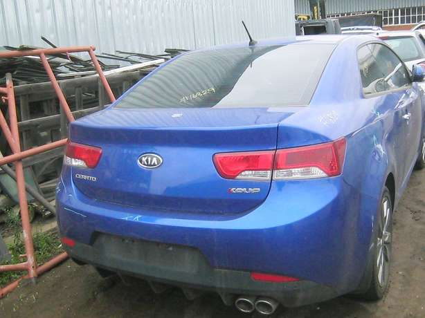 2012 KIA CERATO COUP Stripping for spares Newcastle - image 2