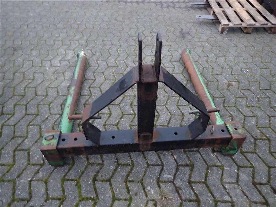 Rundballe Løfter Til Trepunkt Ophæng - image 3