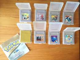 Nintendo Gameboy Original Games Collection