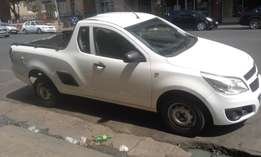 Chevrolet utility 1.4 white in color 2013 model 92000km R95000