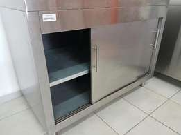 Stainless Steel Shop Counter