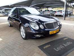 2009 Mercedes Benz E200 Kompressor