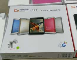 Brand New 7 inch Gtouch Tablet PC for Sale; 4G network, Dual Sim, Wifi