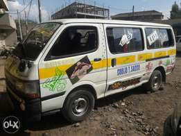 3L Matatu KAQ for quick sale.