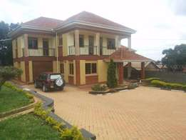 butoko 3 bedroom self-contained fully furnished double storeyed house