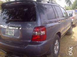 Beautiful 2007 Toyota Highlander up for grabs!