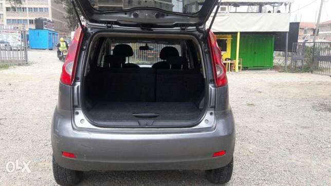 Nissan Note mint clean auto(2007) Nairobi West - image 7