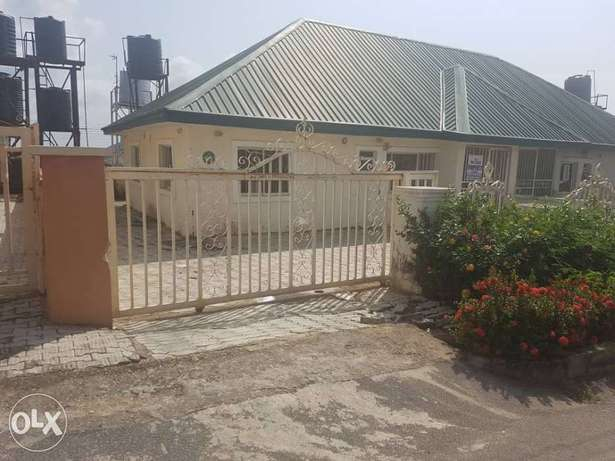 Two Bedroom Bungalow For Sale Abuja - image 1