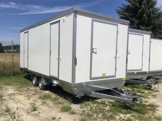 Rosemeier 4 +1+4 2642 57 Toilettenwagen