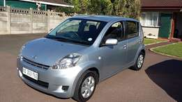 1.3 Daihatsu Sirion 2010 in excellent condition, for sale with FSH