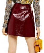 MIĘTOWA TIULOWA SPÓDNICA blogerki, jak H&M Zdjęcie na imgED
