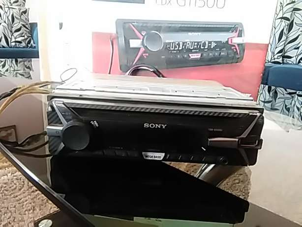Car sound system Kikuyu T-Ship - image 6