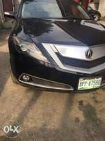 Very Neat ACURA ZDX 2010 Model, 3years old with new tires