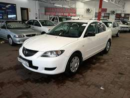 2006 Mazda 3 Sedan 1.6 Original, ONLY 146000kms, Call Sam or Bibi
