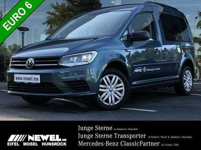 Volkswagen Caddy 2.0 Tdi Bmt *family*xenon*navi*kamera*klim - 2016