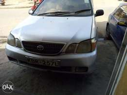Well maintained Toyota Gaia 7 seater