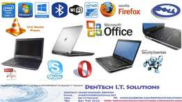 Latest Demo 4th Gen Dell Latitude Clearance+36 Month Warranty+8 Hour b