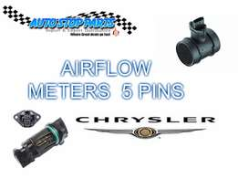 Chrysler voyager airflow meters in stock