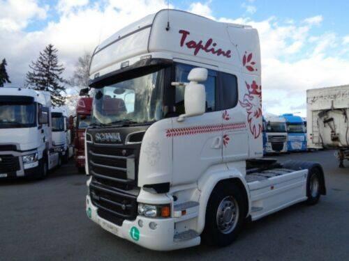 Scania R520 Topline Hydro E6 / Leasing - 2015