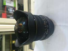 Opteka Fish eye Lens for Canon Camera 6.5mm F/3.5