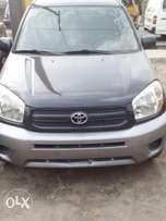 Black Rav4 2005 model sound engine system in perfect condition and