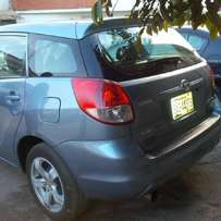American used Toyota Matrix very clean