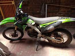 KX 250 F for sale