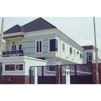 A Luxury Finished 4 Bedroom semi detached Duplex