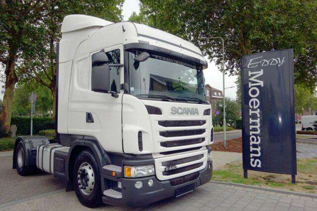 Scania G440 Highline - 2013