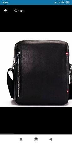 dabde145c587 Мужские кожаные сумки: 1 400 грн. - Сумки Днепр на Olx