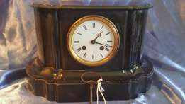 Antique mantle clock, working perfect