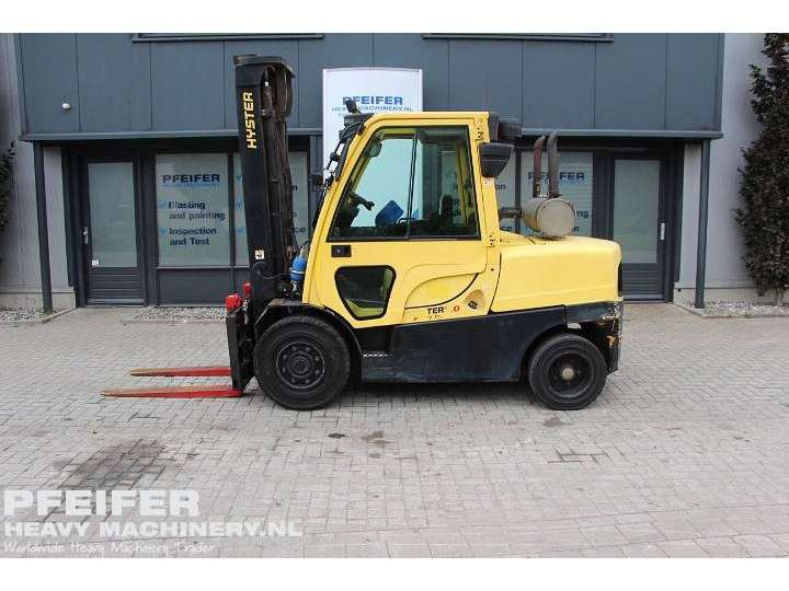 Hyster H5.0FT - 2010