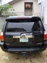 Sparkling Clean 2008 Toyota 4-runner For Sell in Portharcourt