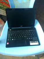 Acer One slim portable laptop