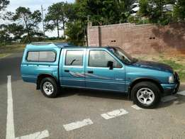 For sale Isuzu double cab 260kb R47000 neg