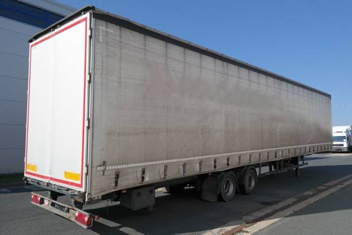Svan nch202   curtain side semi-trailer - 2019