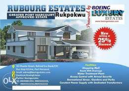 Ruburg Luxury Estate Selling at 25% Discount
