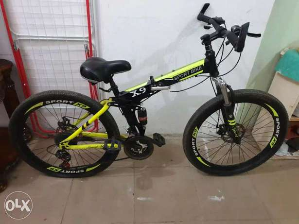 X9 Sports cycle