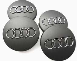 LOOKING for Audi centre caps