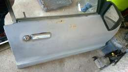Left and Right front mark 5 bakkie doors and spares!