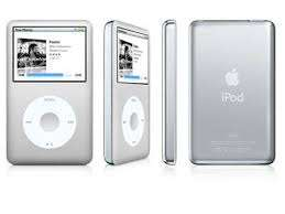 160gb ipod classic 6th generation