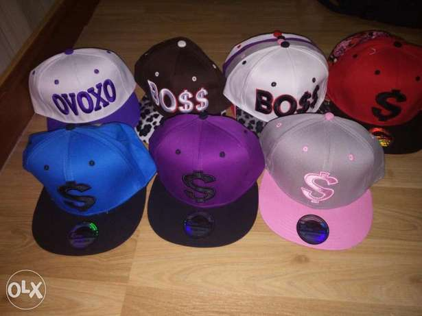 Snapbacks for male and female Parklands - image 1