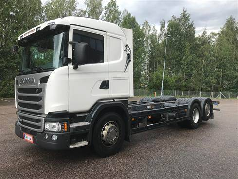Scania G450 - 2017