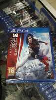 Mirrors edge gaming