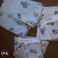 6 by 6 cotton bedsheets