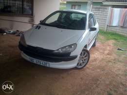 206 Peugeot for sale R28000